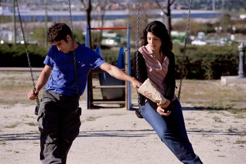 imagen de la película mujeres en el parque